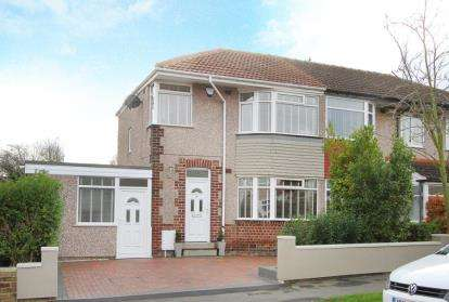 3 Bedrooms Semi Detached House for sale in Durlstone Crescent, Sheffield, South Yorkshire