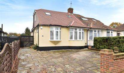 4 Bedrooms Semi Detached House for sale in Sandhurst Road, Orpington