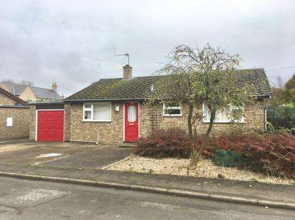 2 Bedrooms Bungalow for sale in School Lane, Old Leake, Boston, Lincs
