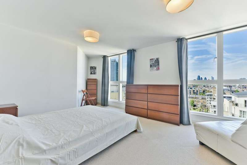 3 Bedrooms Flat for sale in Pavillion House, Water Gardens Square, London SE16