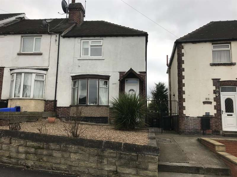 2 Bedrooms Semi Detached House for rent in Bawtry Road Tinsley Sheffield