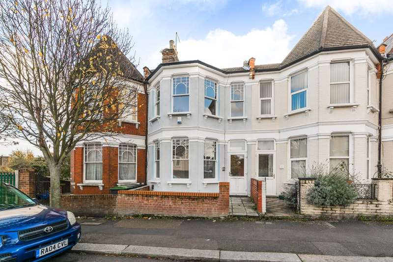 3 Bedrooms House for sale in Warham Road, Harringay, N4