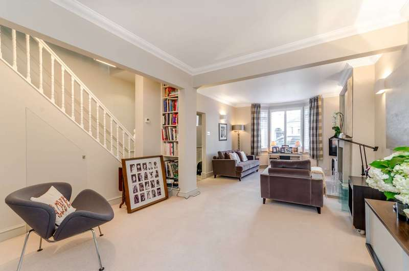 3 Bedrooms House for rent in Lillian Road, Barnes, SW13