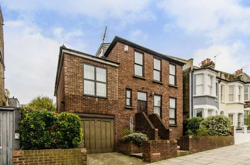 4 Bedrooms House for rent in Burrard Road, West Hampstead, NW6