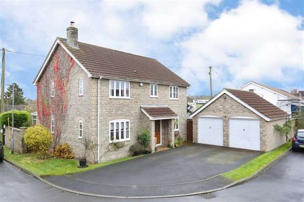 4 Bedrooms Detached House for sale in St. Marys Place, Wanstrow, Shepton Mallet