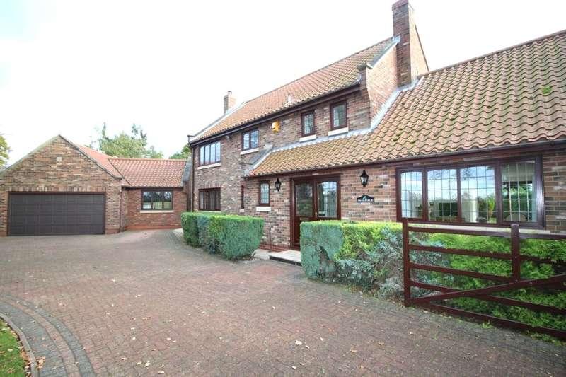 4 Bedrooms Detached House for sale in Bridge Road, Airmyn, Goole, DN14
