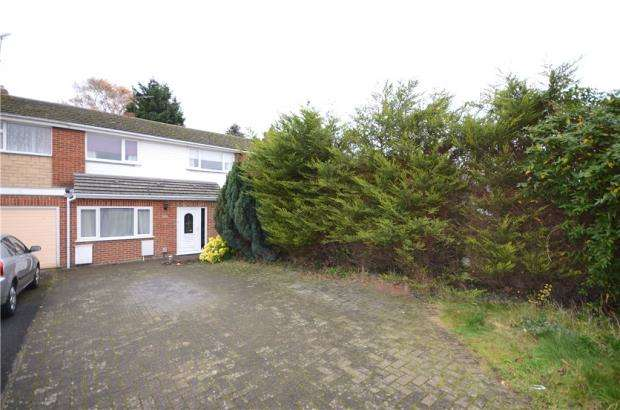 3 Bedrooms Terraced House for sale in Rother Road, Farnborough, Hampshire