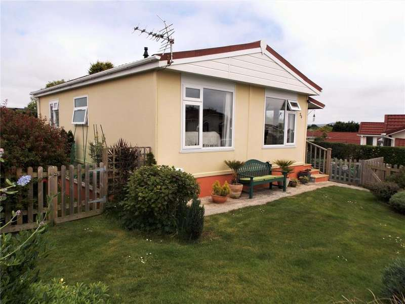 2 Bedrooms Park Home Mobile Home for sale in Glenleigh Park, Sticker, St Austell