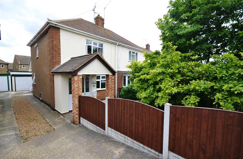 3 Bedrooms Semi Detached House for sale in Butts Lane, Stanford-Le-Hope