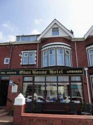 11 Bedrooms Hotel Gust House for sale in Holmfield Road North Shore Blackpool