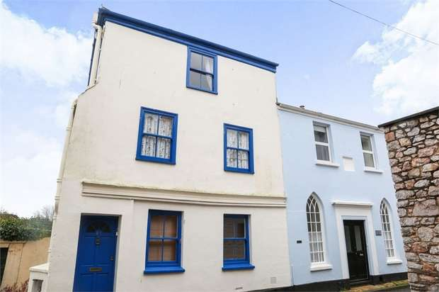 2 Bedrooms Flat for sale in Clarence Street, Dartmouth, Devon