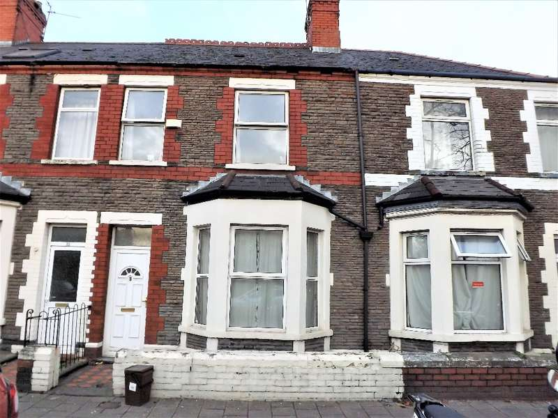 5 Bedrooms Terraced House for rent in Whitchurch Road, Heath, Cardiff, CF14 3LW
