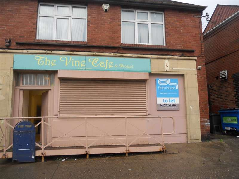 Commercial Property for rent in Tynemouth Road, Howdon, Tyne and Wear
