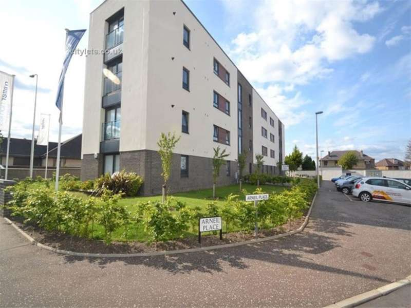 2 Bedrooms Flat for rent in Arneil Place, Edinburgh,