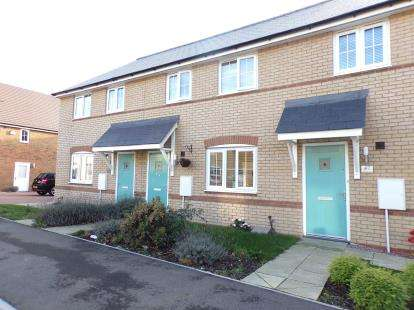 3 Bedrooms Terraced House for sale in Maritime Way, Brooklands, Milton Keynes