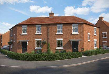 3 Bedrooms Semi Detached House for sale in The Leyes, Deddington