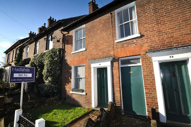 2 Bedrooms Cottage House for rent in Broad Street, Chesham HP5