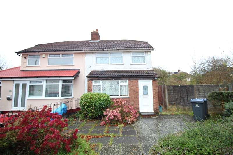 3 Bedrooms Semi Detached House for sale in Forder Grove, Maypole, Birmingham