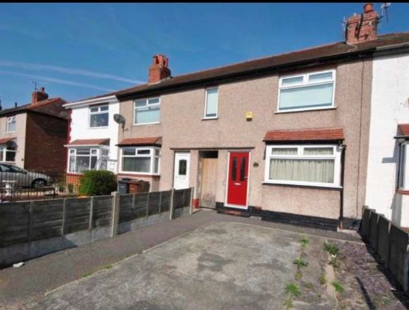 2 Bedrooms Terraced House for sale in Roselea Drive, Crossens, Southport