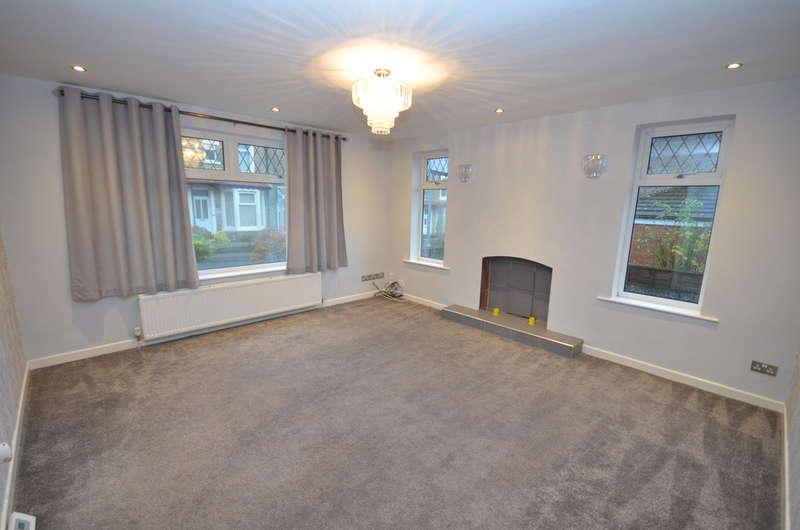 2 Bedrooms Detached Bungalow for rent in Harwood Street, Sunnyhurst, Darwen