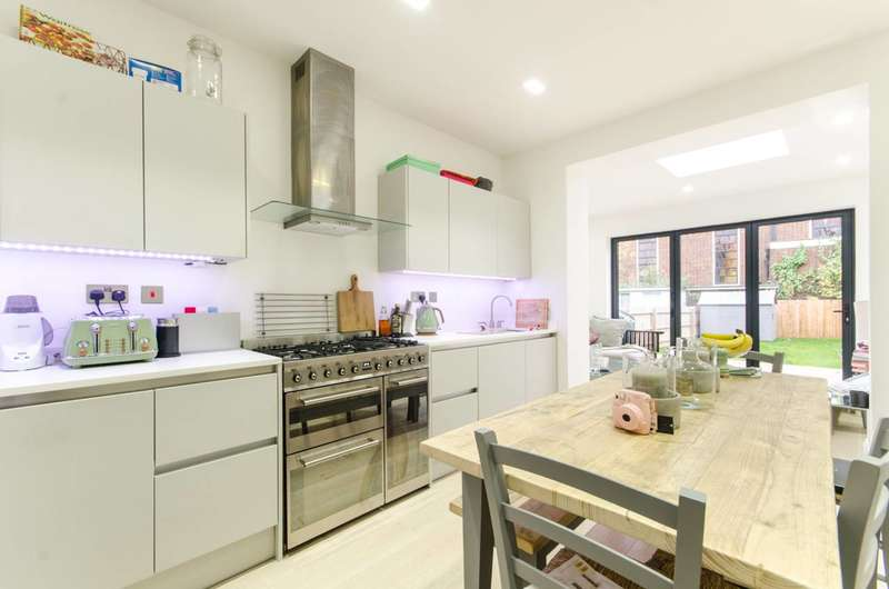 2 Bedrooms Flat for sale in Kings Road, Willesden, NW10