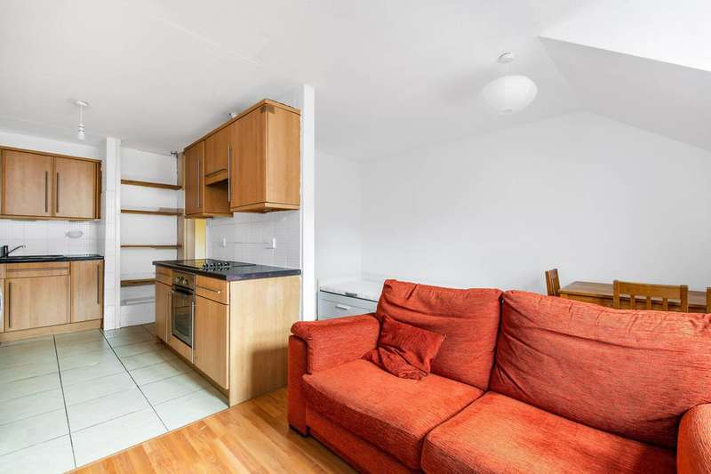 1 Bedroom Flat for sale in Verity Close, Notting Hill Gate, W11