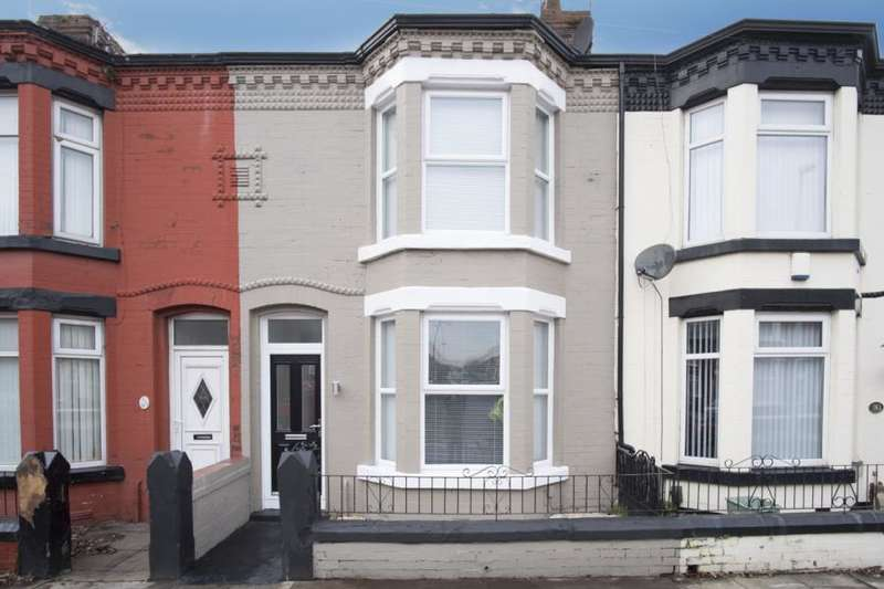 3 Bedrooms Town House for sale in Worcester Road, Bootle, L20