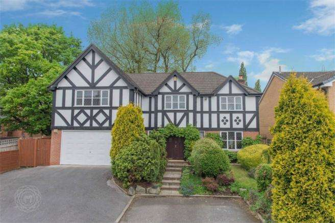 4 Bedrooms Detached House for rent in The Moorings, Worsley