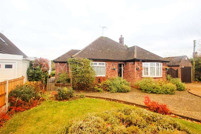 3 Bedrooms Bungalow for sale in School Road, Copford, Colchester