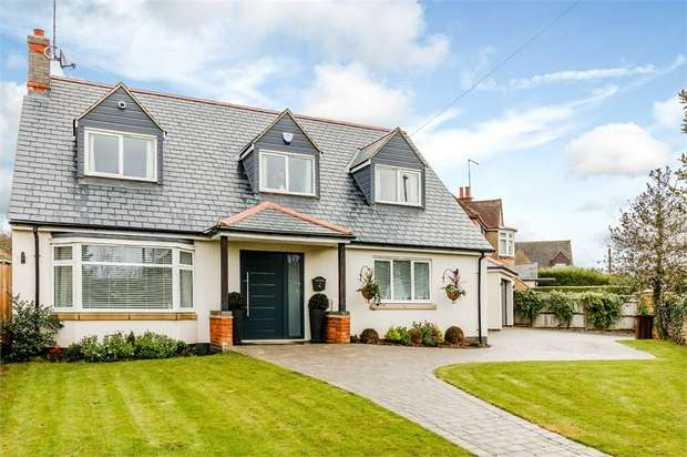 4 Bedrooms Detached House for sale in Church Way, Northampton