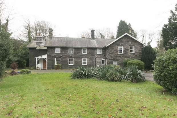 7 Bedrooms Detached House for sale in Penrhyndeudraeth, Penrhyndeudraeth, Gwynedd