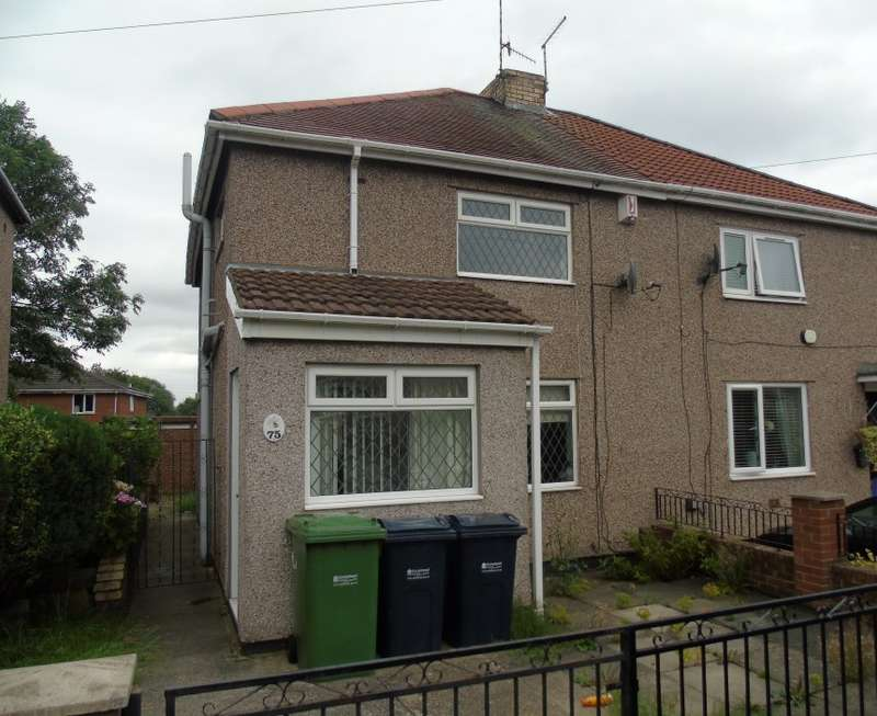 3 Bedrooms Semi Detached House for sale in Tyne Gardens, Ryton, Tyne and Wear, NE40 3DR