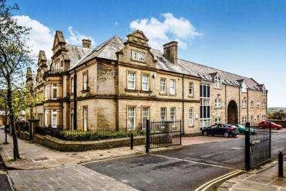 1 Bedroom Flat for sale in Clare Court, Prescott Street, Halifax, West Yorkshire