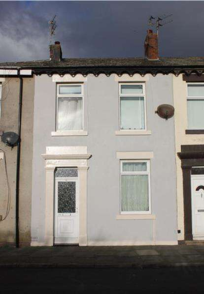 3 Bedrooms House for sale in Enfield Road, Blackpool, Lancashire, FY1