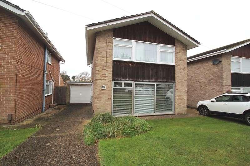 3 Bedrooms Detached House for sale in Miller Drive, Fareham