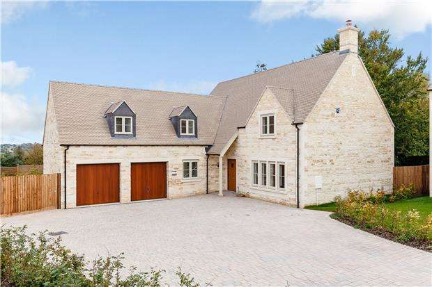 5 Bedrooms Detached House for sale in The Woodchester, Bownham View, Rodborough Common,Glos, GL5 5DZ