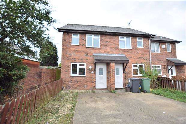 2 Bedrooms End Of Terrace House for sale in Maldon Gardens, GLOUCESTER, GL1 4PS