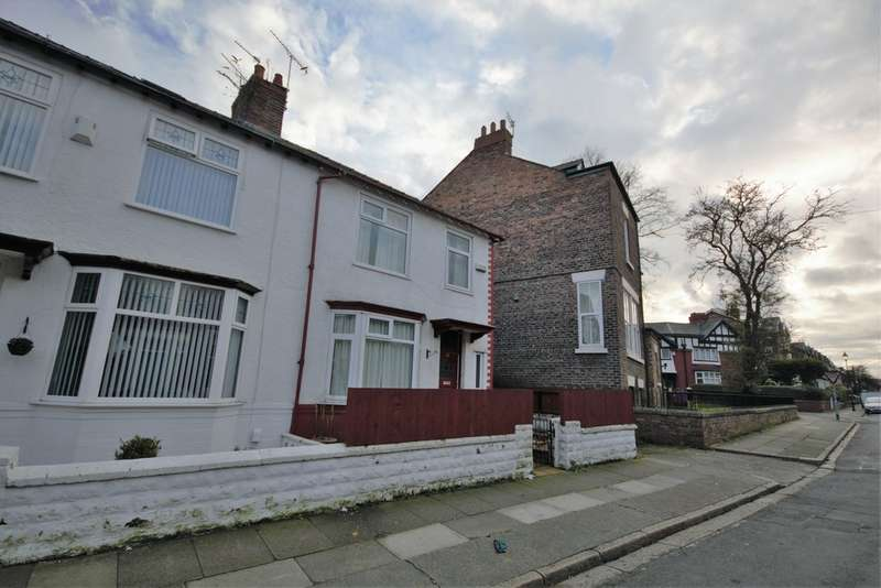 3 Bedrooms End Of Terrace House for sale in Hampstead Road, Liverpool L6