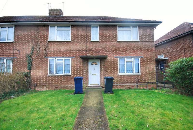 2 Bedrooms Maisonette Flat for sale in BOURNEMEAD AVENUE, NORTHOLT, GREENFORD, UB5 6PX