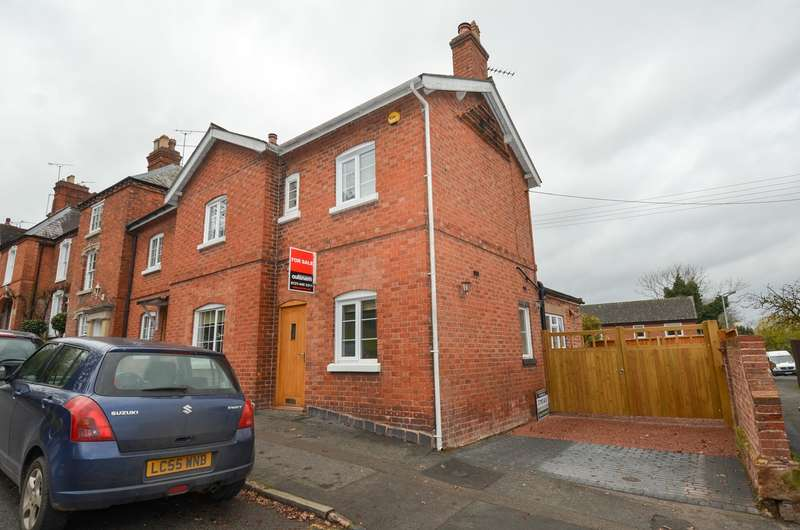 2 Bedrooms End Of Terrace House for sale in Bear Hill, Alvechurch, Birmingham, B48