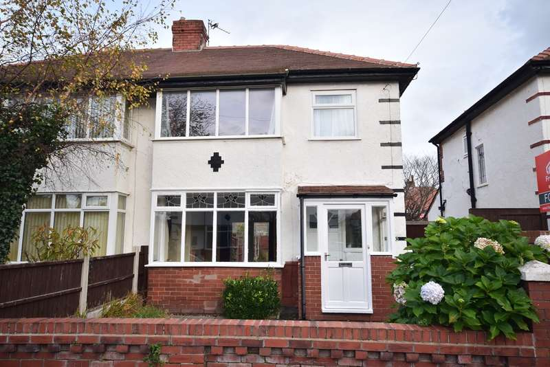 3 Bedrooms Semi Detached House for sale in Crystal Grove, Lytham St Annes, FY8