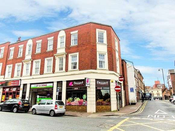 2 Bedrooms Flat for sale in New Street, Dudley