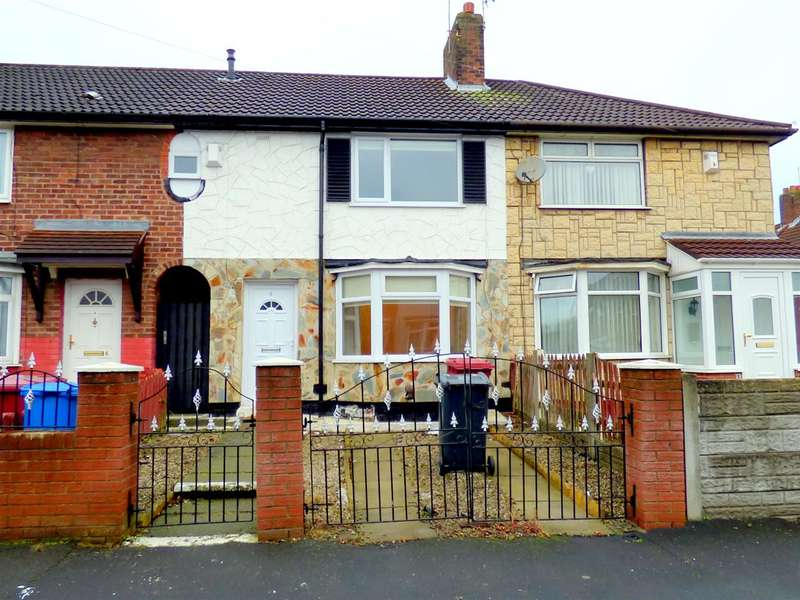 2 Bedrooms Terraced House for sale in Cotsford Place, Huyton, Liverpool