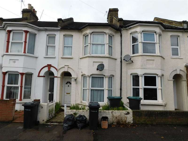 3 Bedrooms Terraced House for sale in Beresford Road, Gravesend