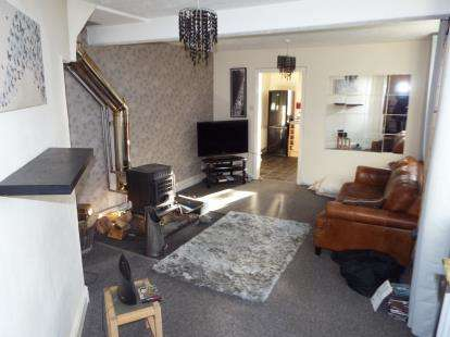 2 Bedrooms End Of Terrace House for sale in Quarry Road, Chorley, Lancashire