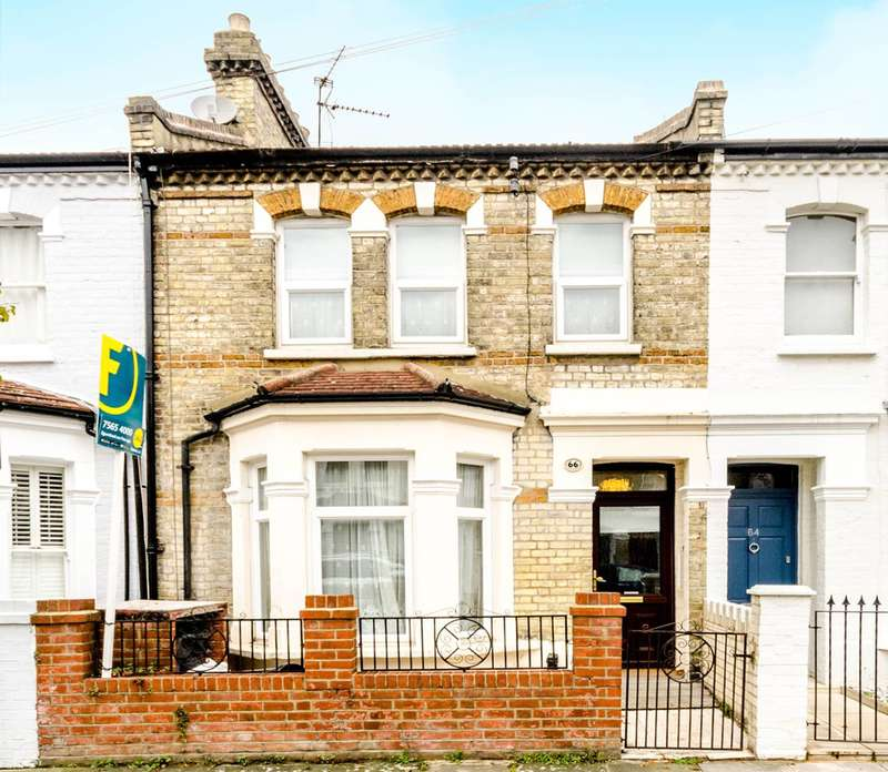 3 Bedrooms Terraced House for sale in Sherbrooke Road, Fulham, SW6