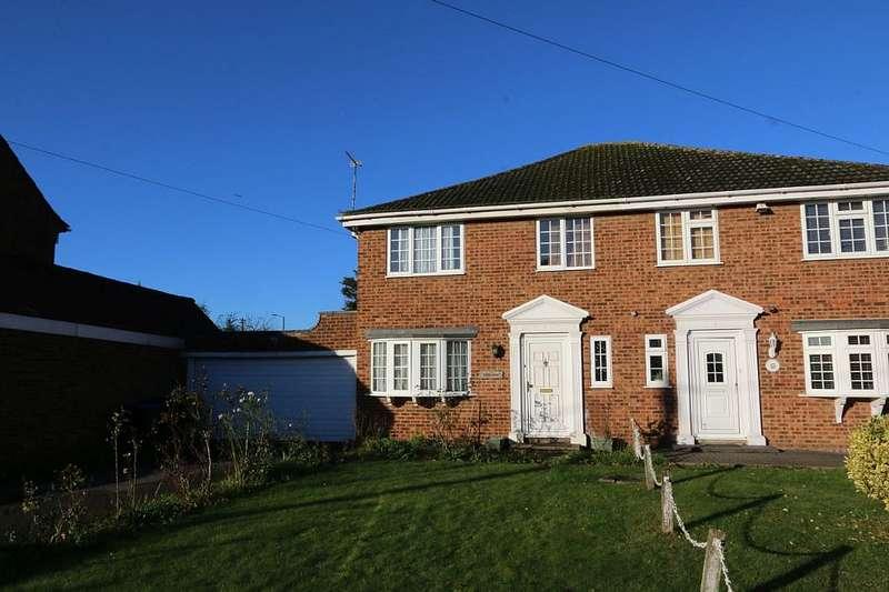 5 Bedrooms Semi Detached House for sale in Little Sutton Lane, Slough, Berkshire, SL3 8AN