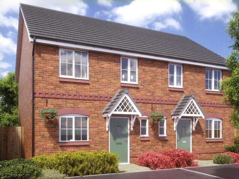 3 Bedrooms Terraced House for rent in Liberty Close, Middleton
