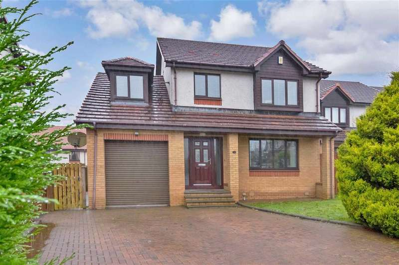 4 Bedrooms Detached House for sale in Campsie Road, Lindsayfield, EAST KILBRIDE