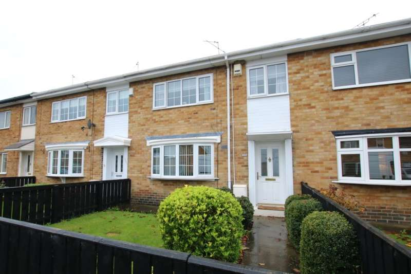 3 Bedrooms Property for sale in Coach Road Estate, Washington, NE37